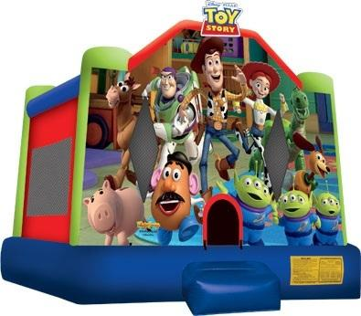 Cheapest, Most Affordable Moonwalk Bounce House Rentals in Paxton MA